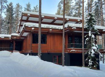 фото умного загородного дома