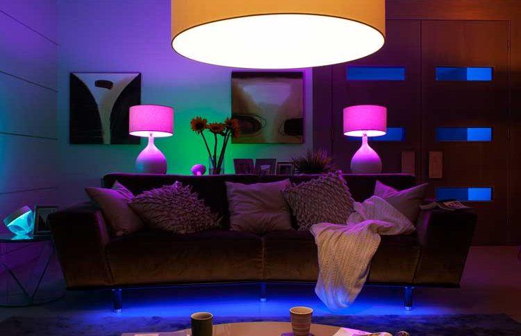 умная лампа philips hue