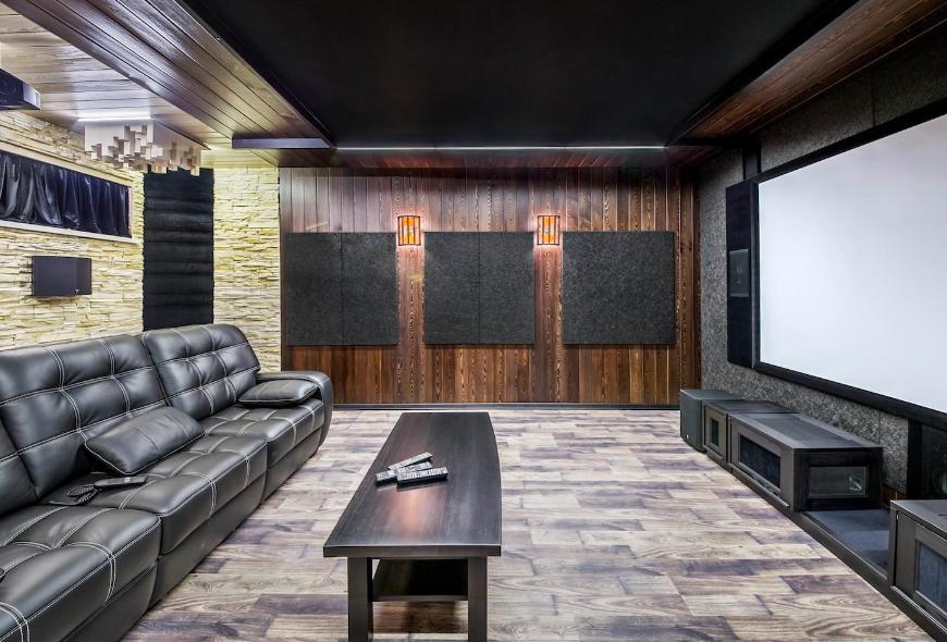 умный домашний кинотеатр